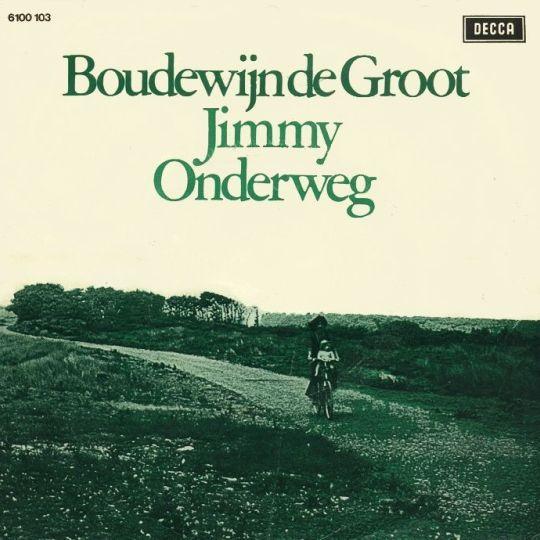 Coverafbeelding Jimmy - Boudewijn De Groot