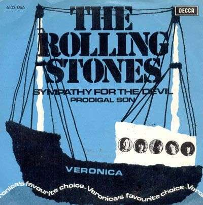 Coverafbeelding Sympathy For The Devil - The Rolling Stones