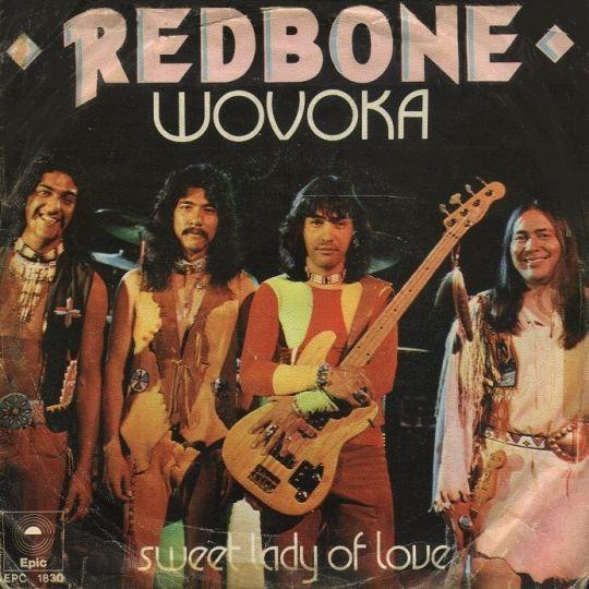 Coverafbeelding Wovoka - Redbone