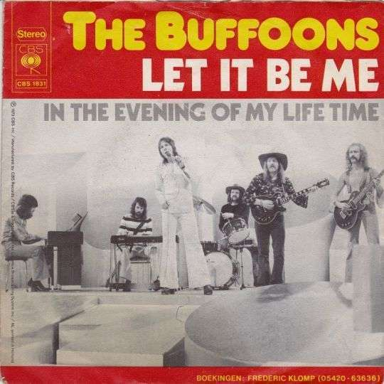 Coverafbeelding Let It Be Me - The Buffoons