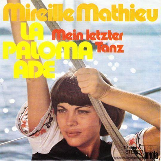 Coverafbeelding La Paloma Ade - Mireille Mathieu