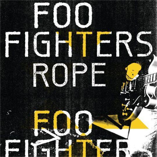 Coverafbeelding Rope - Foo Fighters