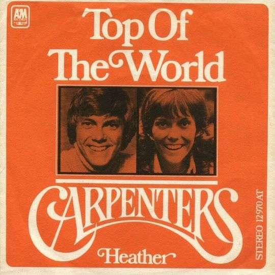 Coverafbeelding Top Of The World - Carpenters