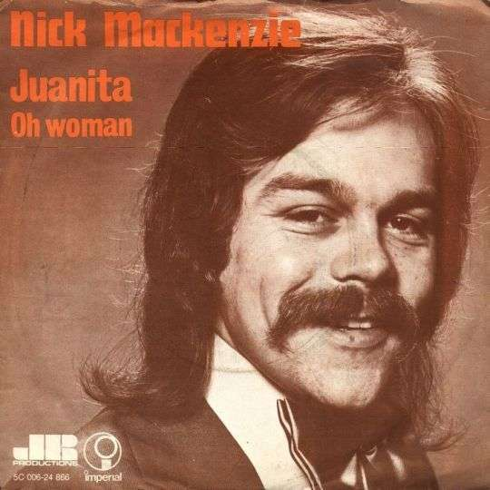 Coverafbeelding Nick Mackenzie - Juanita
