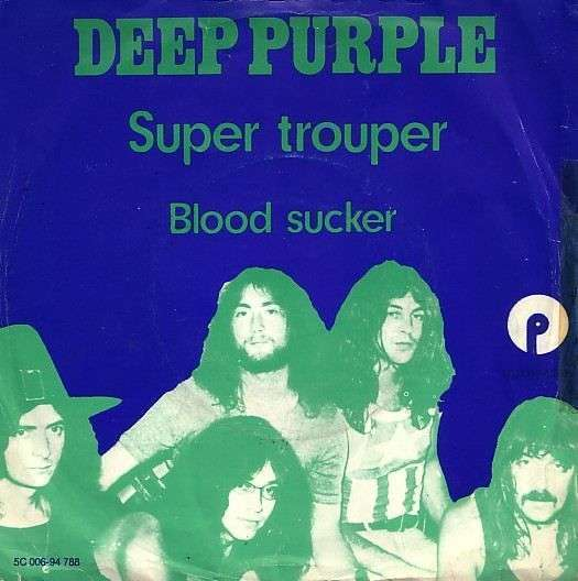 Coverafbeelding Deep Purple - Super Trouper