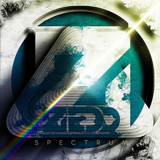 Coverafbeelding Spectrum - Zedd