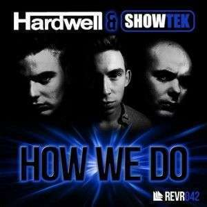 Coverafbeelding hardwell & showtek - how we do