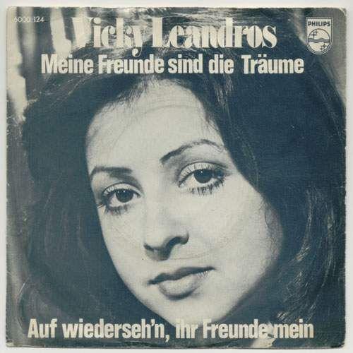 Coverafbeelding Meine Freunde Sind Die Träume - Vicky Leandros