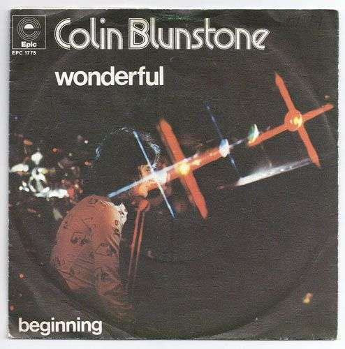 Coverafbeelding Wonderful - Colin Blunstone