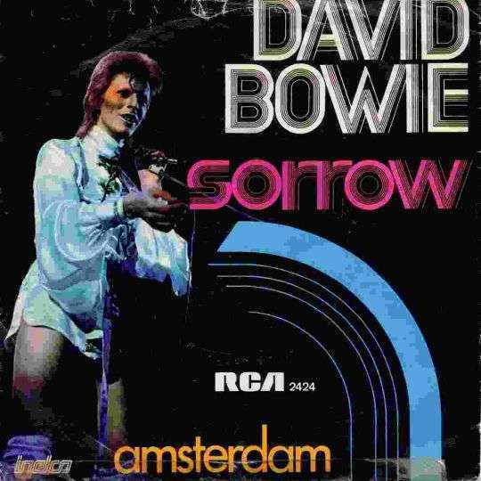 Coverafbeelding Sorrow - David Bowie