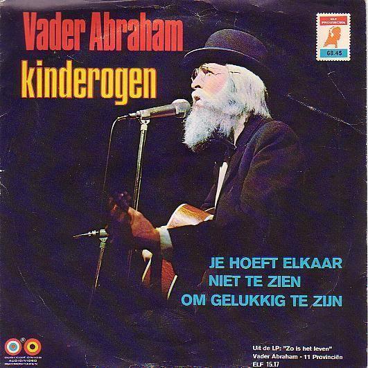 Coverafbeelding Kinderogen - Vader Abraham