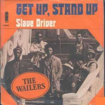 Coverafbeelding Get Up, Stand Up - The Wailers