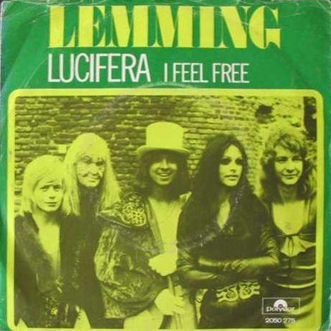 Coverafbeelding Lemming - Lucifera