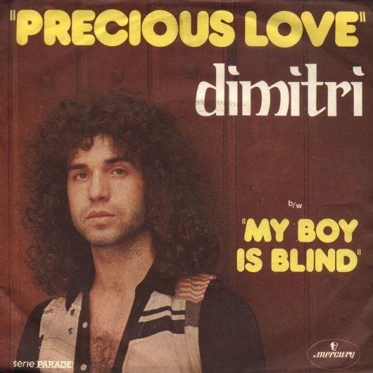 Coverafbeelding Dimitri - Precious Love