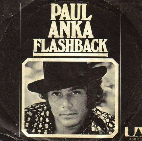 Coverafbeelding Flashback - Paul Anka