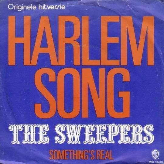 Coverafbeelding The Sweepers - Harlem Song