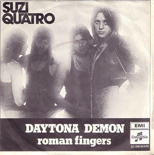 Coverafbeelding Daytona Demon - Suzi Quatro