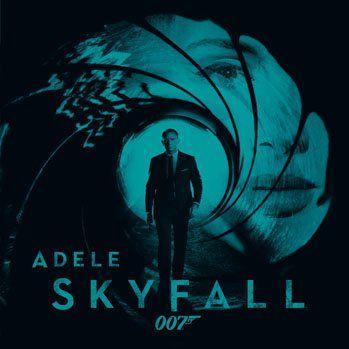 Coverafbeelding Skyfall - Adele