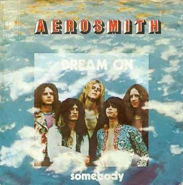 Coverafbeelding Dream On - Aerosmith