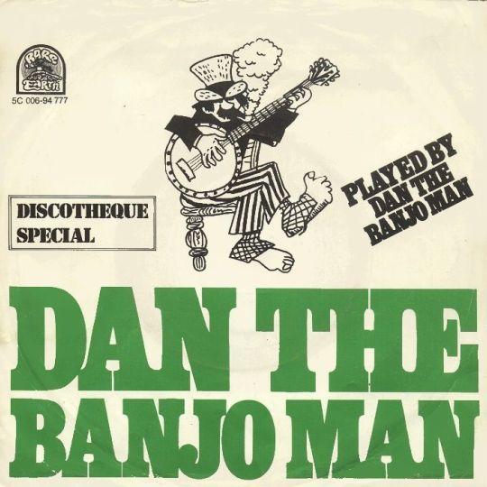 Coverafbeelding Dan The Banjo Man - Dan The Banjo Man
