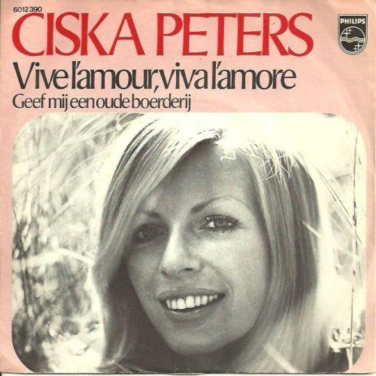 Coverafbeelding Vive L'amour, Viva L'amore - Ciska Peters