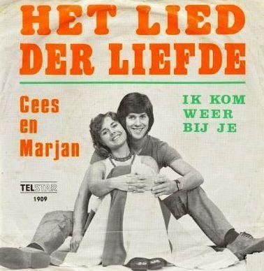 Coverafbeelding Het Lied Der Liefde - Cees En Marjan