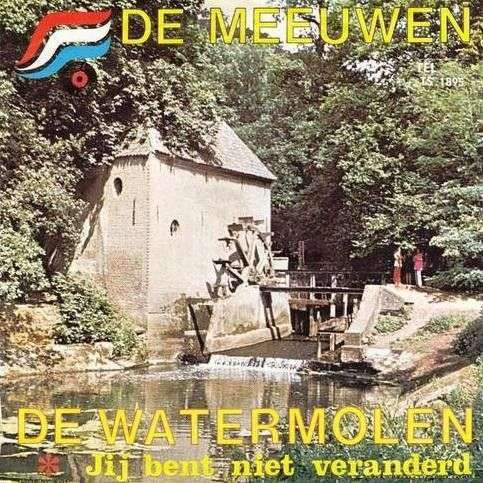 Coverafbeelding De Meeuwen// Johnny & Annie - De Watermolen