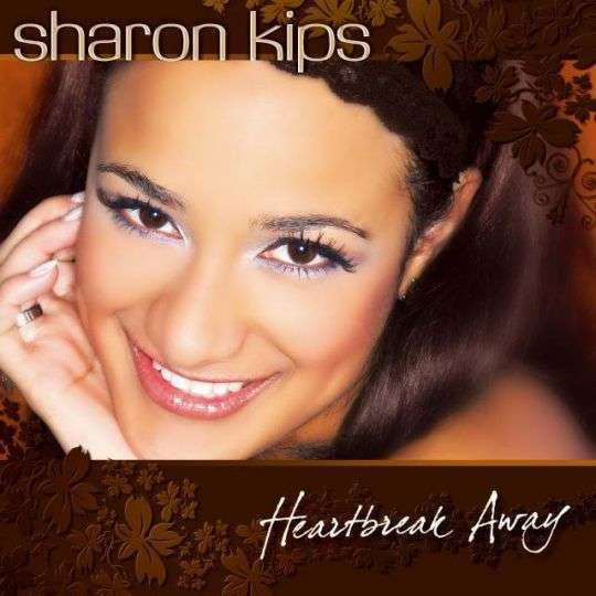 Coverafbeelding Heartbreak Away - Sharon Kips