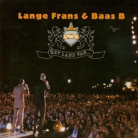 Coverafbeelding Het Land Van... - Lange Frans & Baas B