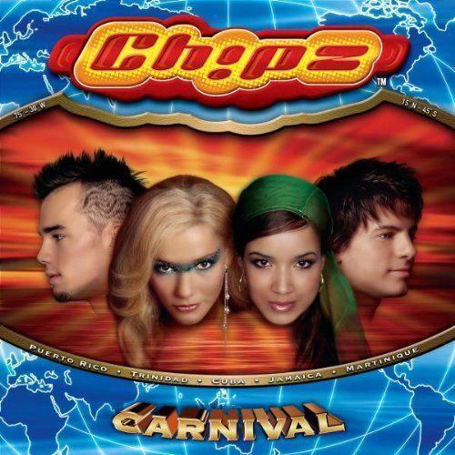 Coverafbeelding Carnival - Ch!pz