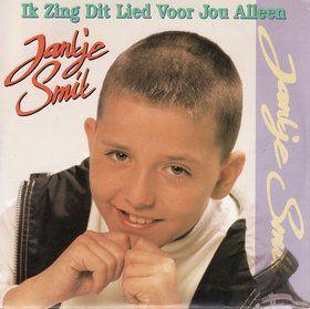 Coverafbeelding Ik Zing Dit Lied Voor Jou Alleen - Jantje Smit