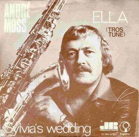 Coverafbeelding André Moss - Ella// Ella (Tros Tune)