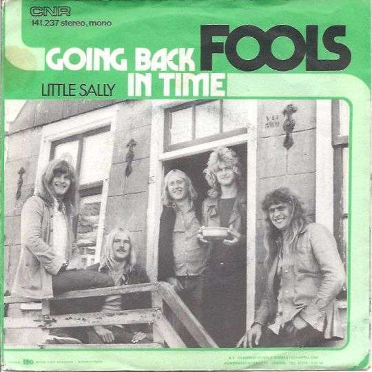 Coverafbeelding Fools - Going Back In Time
