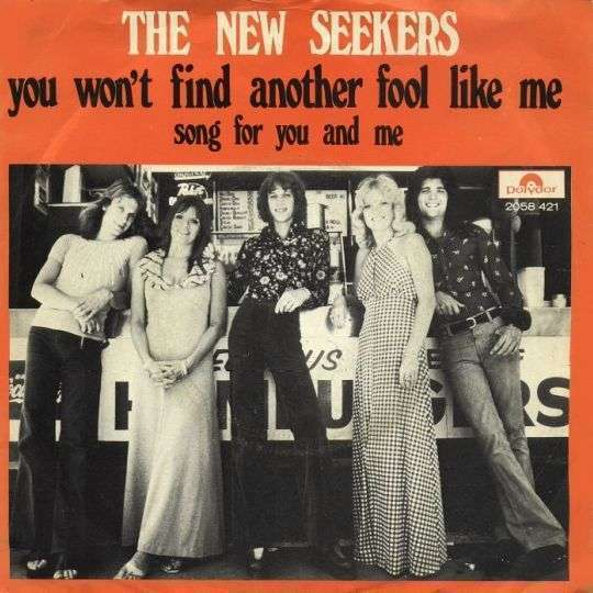 Coverafbeelding You Won't Find Another Fool Like Me - The New Seekers