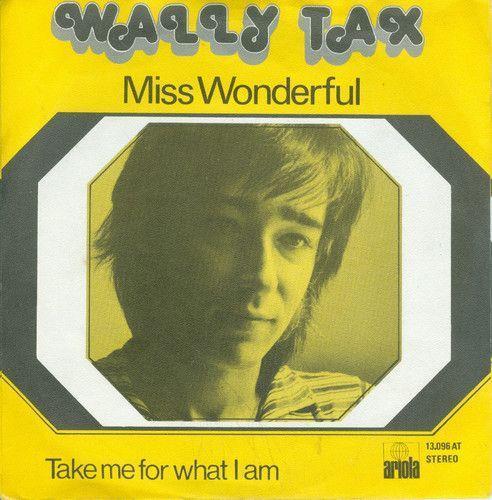 Coverafbeelding Miss Wonderful - Wally Tax