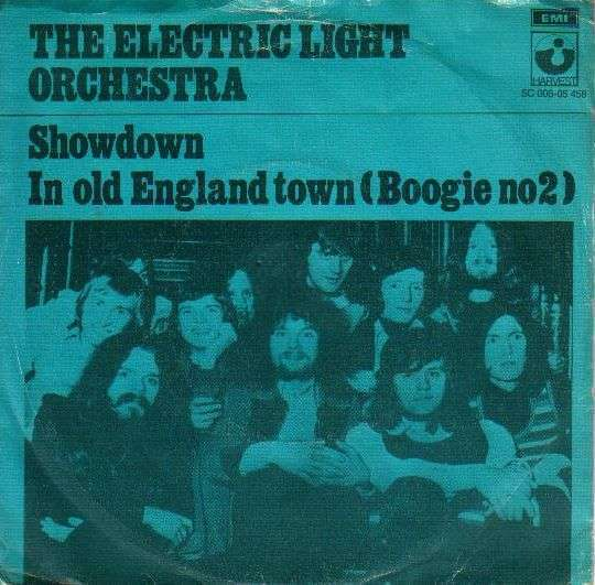 Coverafbeelding Showdown - The Electric Light Orchestra