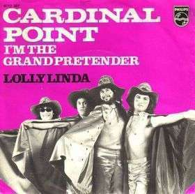 Coverafbeelding Cardinal Point - I'm The Grand Pretender