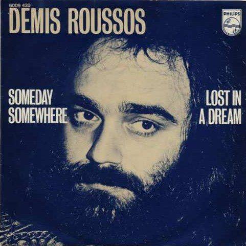 Coverafbeelding Demis Roussos - Someday Somewhere