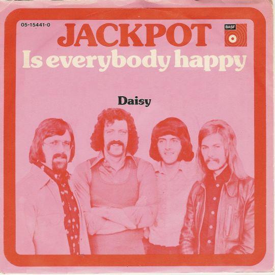 Coverafbeelding Is Everybody Happy - Jackpot