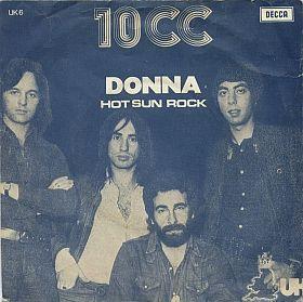 Coverafbeelding Donna - 10Cc