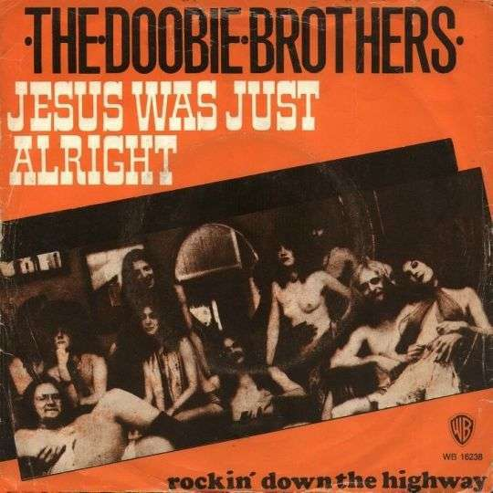 Coverafbeelding Jesus Was Just Alright - The Doobie Brothers
