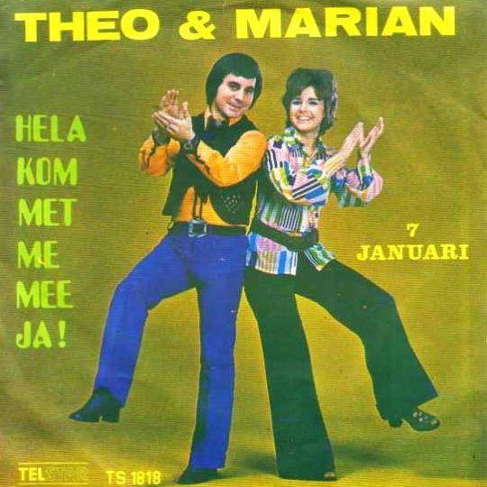 Coverafbeelding Theo & Marian - Hela Kom Met Me Mee Ja!