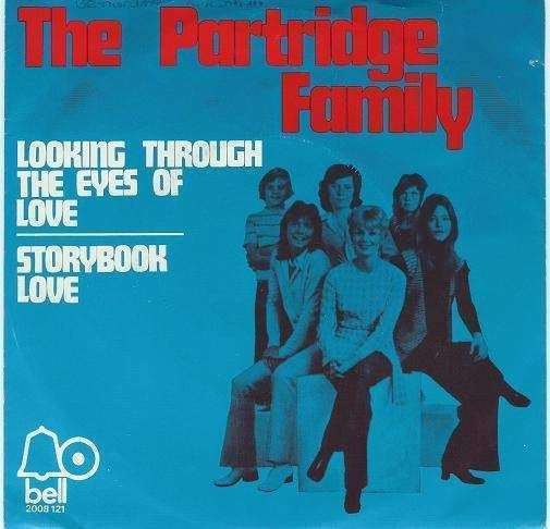 Coverafbeelding Looking Through The Eyes Of Love - The Partridge Family