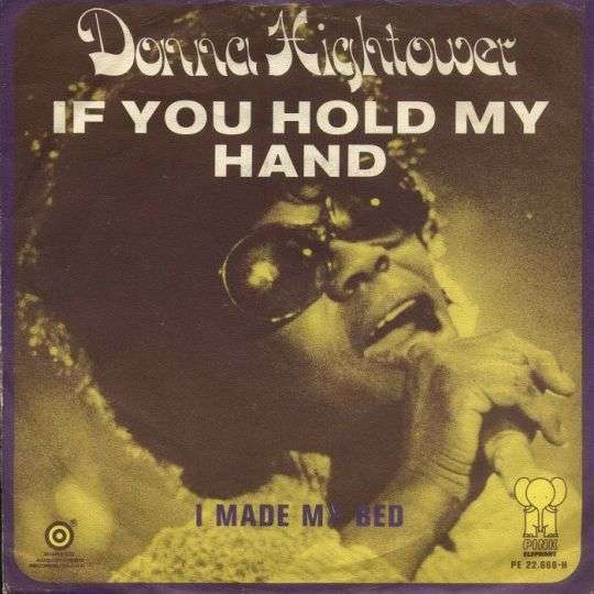 Coverafbeelding If You Hold My Hand - Donna Hightower