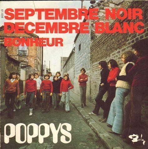 Coverafbeelding Bonheur - Poppys