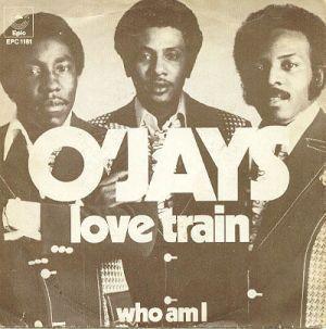 Coverafbeelding Love Train - O'jays
