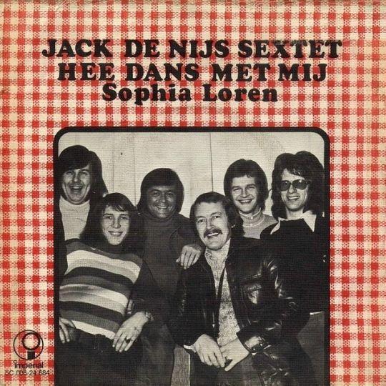 Coverafbeelding Hee Dans Met Mij - Jack De Nijs Sextet
