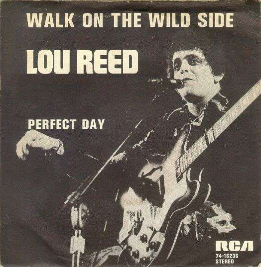 Coverafbeelding Walk On The Wild Side - Lou Reed