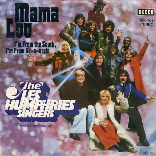 Coverafbeelding Mama Loo - The Les Humphries Singers