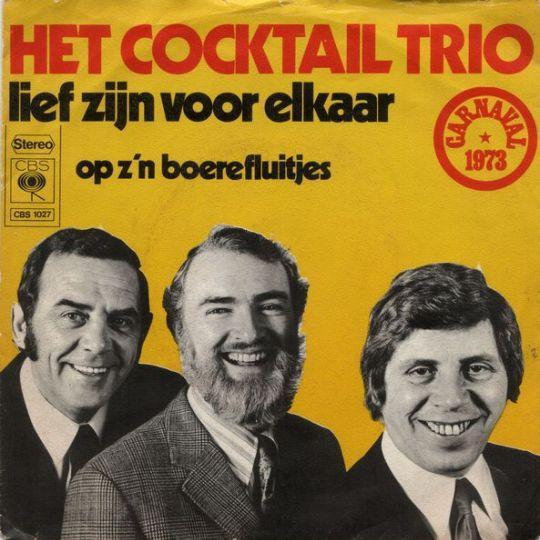 Coverafbeelding Lief Zijn Voor Elkaar - Het Cocktail Trio